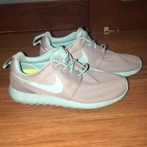 NIKE Custom made sneakers women's size 7